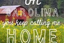 N.C. ♥ My Birthplace ♥ / North Carolina will always be Home to me, i miss it so much. / by Trina Walker