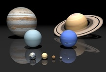 Space (Solar System) / by Chus