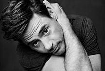 Robert Downey Jr / by Mags Lavache