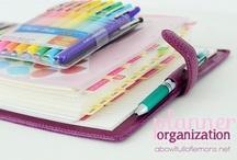 Get Organized / by Heather Sanders