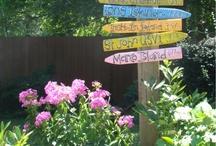 In the Garden / by Heather Sanders