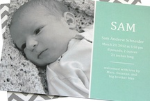 Baby Boy / by Christina D'Asaro Design, LLC