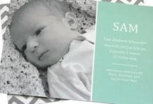 Baby Boy / by Christina D'Asaro Design, LLC