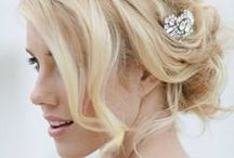 Hair Up Do's & Accessories / by Katinka Kunkuty