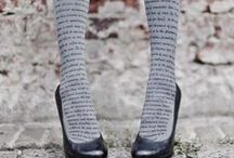 Literary Fashion / by Tor Books