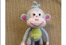 Haken - Amigurumi - Crochet / by Lisette de Jager