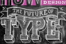 Print & Design / A collection of inspiring type, composition, style, color and creative imagination. / by Collin ⚡chlicht