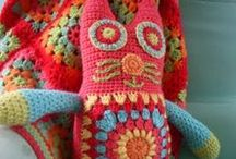 Crochet: Patterns to Make / Crochet projects and patterns. / by Jill Duncan-Jack