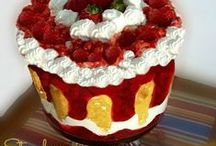 Cool Whip And Whipped Cream Desserts / by Jacqueline Stahrr