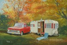 Trailers / by Mary Spencer Kopp