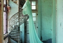 All things Aqua & Turquoise / by simply vintageous ....... by Suzan