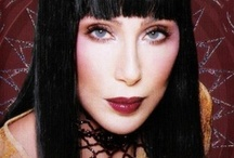 Cher / You cannot close your eyes before the legend... / by Christiane Lopes