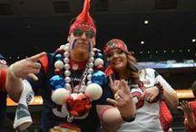 Fabulous Texans Fans  / by KHOU 11 News