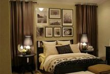 BEDROOM IDEAS / by Jacqueline Stahrr