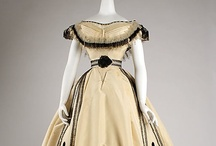 Vintage clothing / Clothes from the mid 1800s through the 1920s fascinate me.  / by Jody Donohue