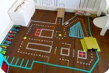 Centers-Building / center activities for building, blocks / by Kindergarten Lifestyle