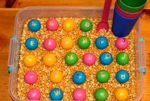 Centers - ABC / activities for an ABC center  / by Kindergarten Lifestyle