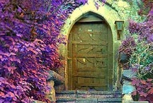 Doors & Gates / by Michelle Marshall