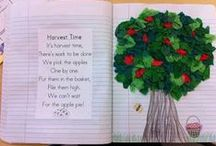 Centers - Poetry / by Kindergarten Lifestyle