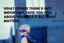 Quotes.  / by Tia Britton