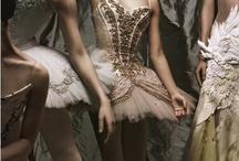 Dance: Tutu Much! / by Lea Kingsbury