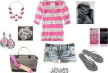 summer wardrobe / by Tracey 'Bement' Tweeton
