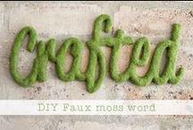 I ♥ Crafts... 3 / by Artelsie