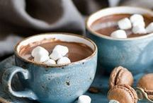 Hot Chocolate / by Mademoiselle Emma