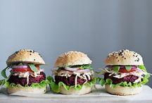 Veggie Burgers / by Mademoiselle Emma
