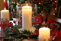 Christmas Tables / by Mademoiselle Emma