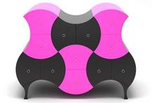 Funky Furniture / by Michelle Marshall