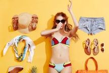 Get Summered / Getting out of town and enjoying summer vibes #MADDaboutSummer  / by STEVE MADDEN