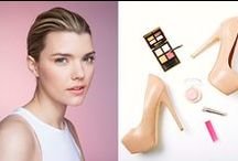 Beauty Mark / Inspirational hair, makeup and nails / by STEVE MADDEN