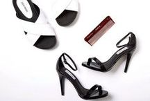 Bare Essentials / Minimal black and white looks / by STEVE MADDEN