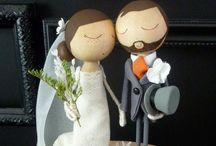 Wedding Ideas / Tying the Knot / by Carmen P