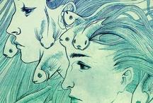 "Pisces / ""The Dreamer"" / by Carmen P"