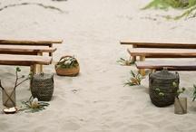 Beach Wedding. / by Morgan Marie Photography