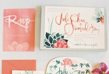 Invitations and Printables / by Mary Louisa