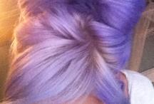 HAIR =) / by Sydney Schenck