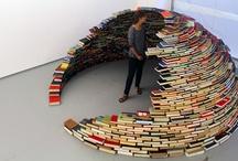 Books as Art / by Irene Becker - Just Coach It