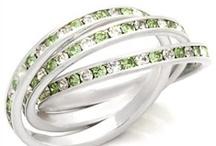 Peridot Fashion Jewelry / by Eternal Sparkles