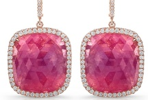 Pink Fashion Jewelry  / by Eternal Sparkles