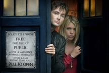 Musings of a Whovian / All things Doctor Who / by Stephanie Cartwright