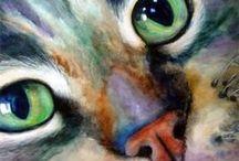 Cats / by Carla MacLafferty