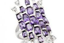Amethyst Jewelry / by Eternal Sparkles
