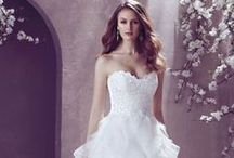 Fall 2013 Mikaella Wedding Dresses / by Mikaella Bridal