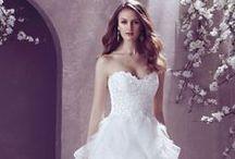 Fall 2013 Mikaella Wedding Dresses / by Mikaella Bridal