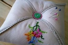 Cushions for Pins / by Jan Freeman