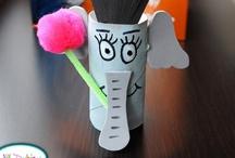 Seuss Stuff / by Denise Boehm
