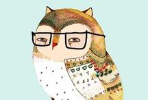 hoot. / by Jennifer Langston
